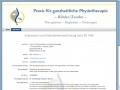 Thumbs Praxis Bz02 in Praxis für ganzheitliche Physiotherapie – Bühler/Zander –